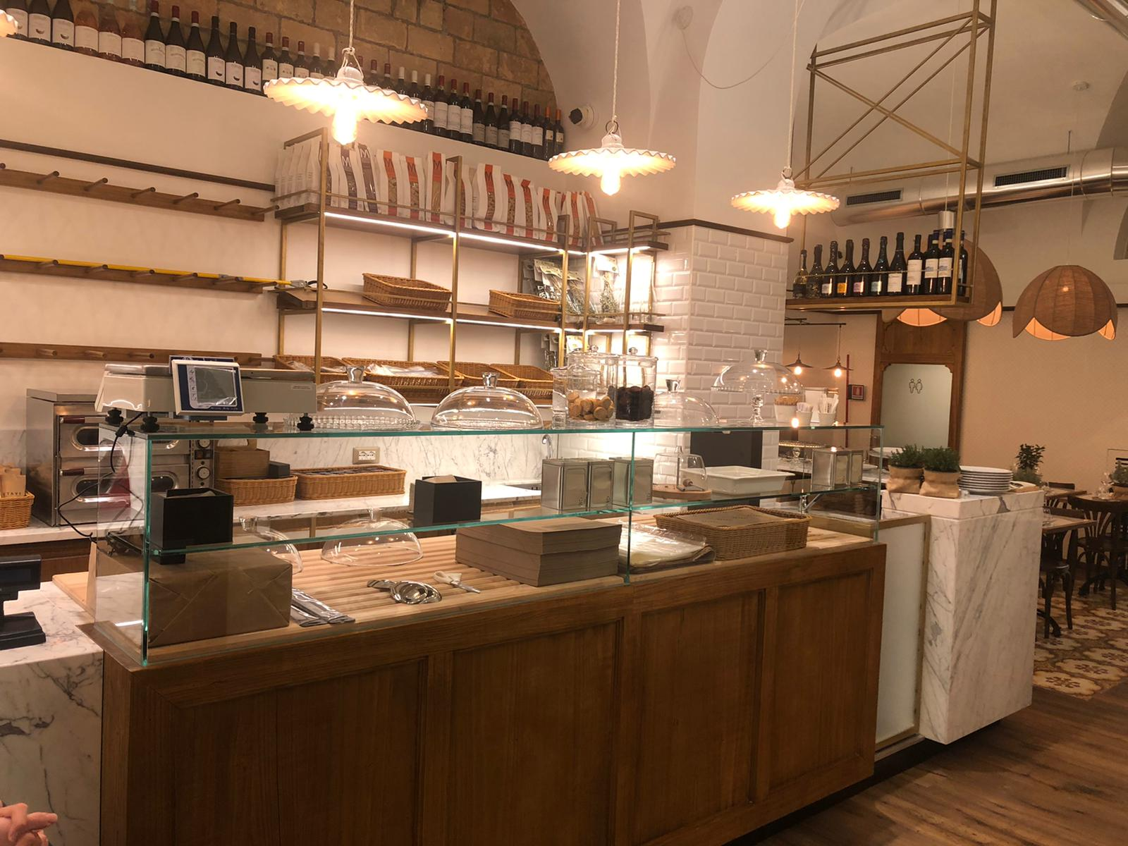 Antico Forno Ottavi - Lighting Design srl