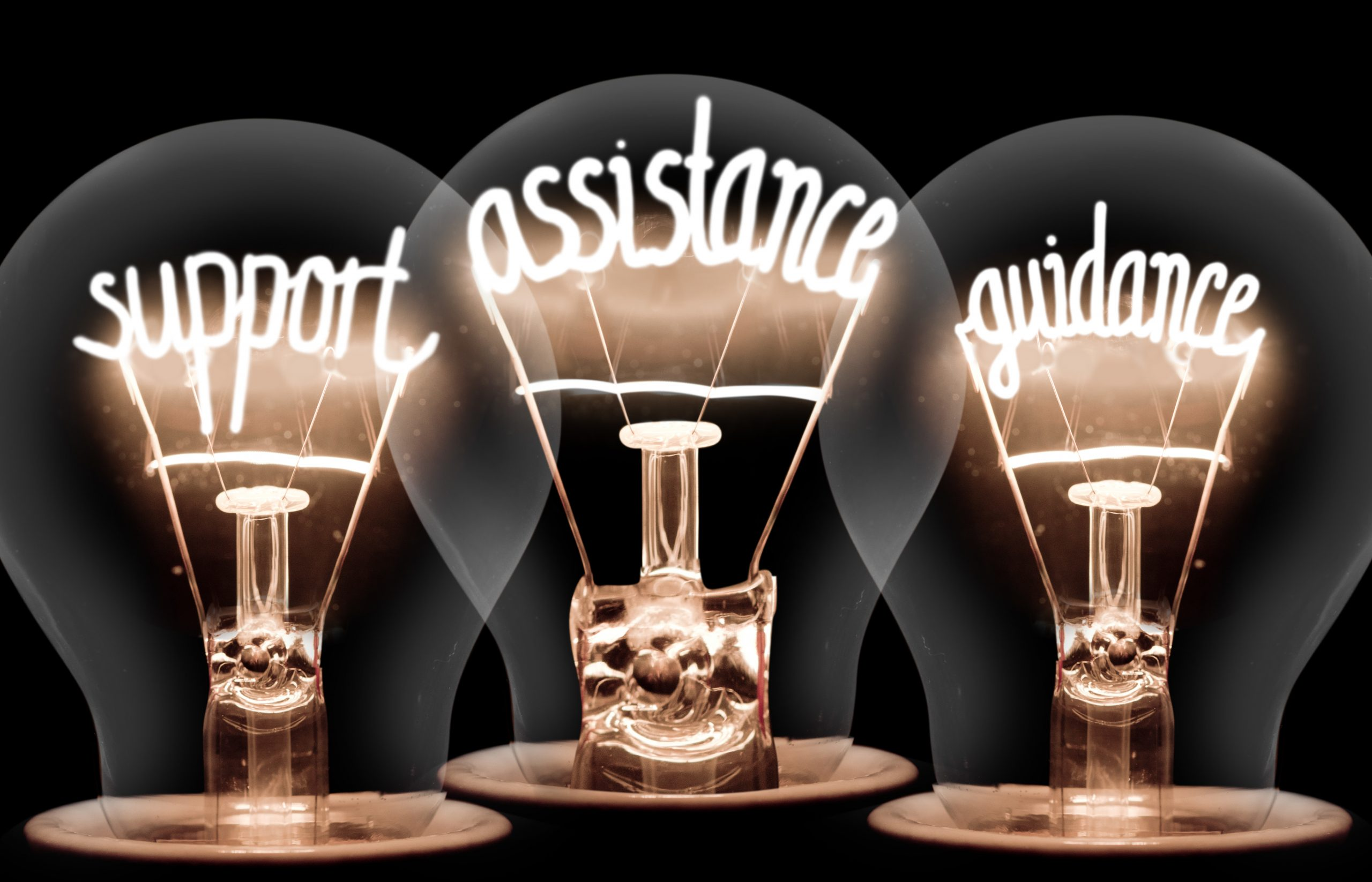 supporto, assistenza, consulenza Lighting Design srl